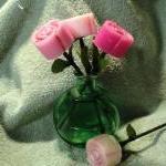 Rose Soap Set - Warm Vanilla Sugar ..