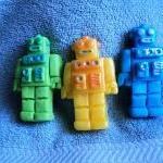 Bright Robot Soap Set