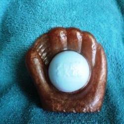 Baseball Glove Soap